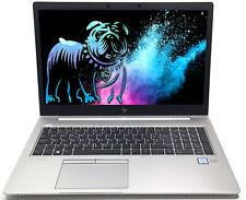 """HP EliteBook 850 G6 15.6"""" Notebook Full-HD i5-8265U 8GB RAM 256GB SSD Win10 Pro"""