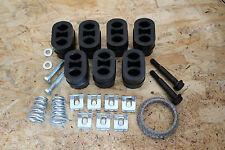 Opel Vectra B 1.6/1.8/2.0/2.2 | kit de montaje de escape de escape soporte completo