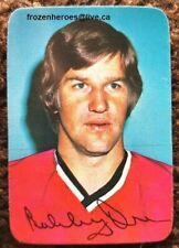 1976-77 Topps Glossy Inserts #20 Bobby Orr Boston Bruins**FREE COMBINED SHIP**
