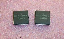 QTY (1) MC68HC711E9VFN2 MOTOROLA PLCC-52 8-bit A/D CONVERTER NOS