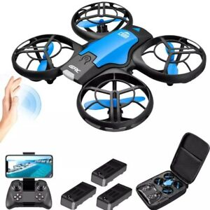 V8 Mini Drone 4K 1080P HD Camera WiFi Fpv Air Pressure Altitude Hold