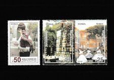 Syria,Syrien, International Tourism day, 2010 2012 , MNH.