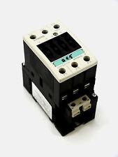 Siemens Sirius g/040112 e03 Contactor 3rt1034-1a