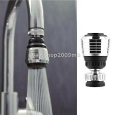 360° Rotate Swivel Water Saving Tap Aerator Faucet Nozzle Filter Kitchen
