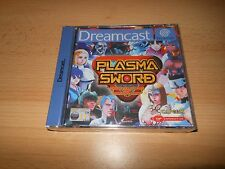 Plasma Sword: Nightmare of Bilstein -NEW SEALED  - Sega Dreamcast PAL VERSION