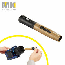Photo Camera Lens Cleaning Up Wooden Pen Kit for Canon Nikon Sony camera DC lens