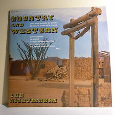 "2 x 33T The NIGHTRIDERS Disques LP 12"" COUNTRY And WESTERN - FESTIVAL 104 RARE"