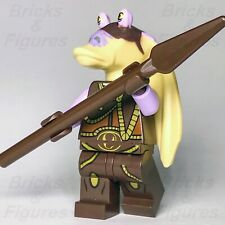 New Star Wars LEGO® Captain Roos Tarpals Naboo Gungan Warrior Minifigure 75091