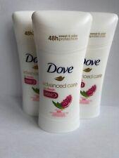 3 Packs Dove Advanced Care Anti-Perspirant Deodorant, Revive 2.6 oz Each