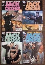 Jack Cross DC Comic Books Issue #1 #2 #3 #4 2005-06 Joblot