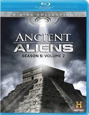 Ancient Aliens: Season 5 Vol 2 [Blu-ray], New DVDs