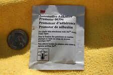 3M Automotive Adhesion Promoter  #06396 ONE PACK used for 3M Attachment Tape