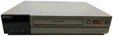 Oem Sony Time Lapse Video Cassette Recorder Model Svt Ra40 Tested Warranty