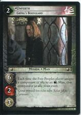 Lord Of The Rings CCG Card TTT 4.C178 Unferth, Grima's Bodyguard