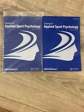 Journal Of Applied Psychology 2 Book Lot 2016