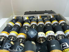 C3m c-3m TUBO POSTALE MICROFONO-TUBO NOS-esegue test-roe-8 computer-Tube-Tester