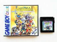 Last Bible II 2 - Shin Megami Tensei (English) Nintendo Gameboy Color GBC (USA)