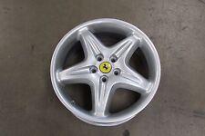 "Ferrari 355 19"" Front Wheel, Rim Grey, Reconditioned, P/N 166475"