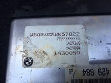BMW OEM E38 740LI 740I ENGINE COMPUTER DME (99_01)