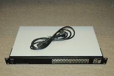 Cisco Sg200-26 200 Series Slm2024T 26-Port Gigabit Smart Switch 1YrWty TaxInv