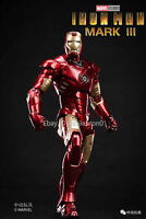 ZD TOYS Birth of Iron Man MK 3 Mark III 7'' Action Figure Marvel MCU IN STOCK