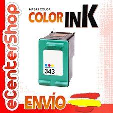 Cartucho Tinta Color HP 343 Reman HP Photosmart C3100 Series