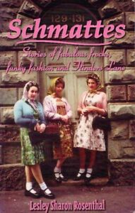 Schmattes Stories fabulous frocks funky fashion Flinders Lane History Victoria