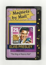Elvis Presley, Magnets by Mail, Postcard, The King of Rock & Roll