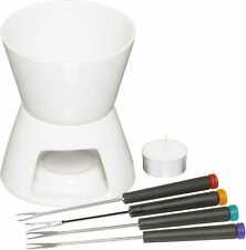 KitchenCraft Chocolate Fondue Set in Gift Box