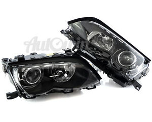 BMW 3 SERIES E46 1997-2005 XENON HEADLIGHT RIGHT And LEFT SIDE GENUINE NEW
