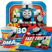 Thomas The Tank Engine Deluxe Party Pack for 8 Guests