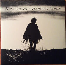 NEIL YOUNG - Harvest Moon 2 x LP - Black Vinyl - 2018 Press - SEALED NEW COPY