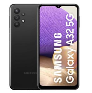 """SAMSUNG GALAXY A32 5G AWESOME BLACK 128GB ROM 4GB RAM DISPLAY 6.5"""""""