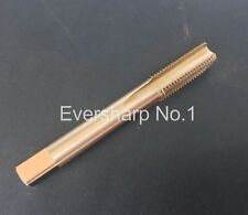 1pcs HSS Plug Taps 9/16-24 TPI Hss Right Hand Machine Plug Tap Threading Tools
