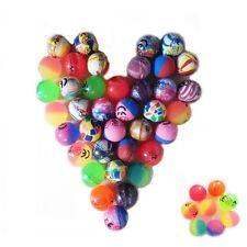 Fancy Crazy Jet Balls Bouncy Mini Kid's Play Party Bag Filler Loot Birthday Fun