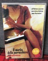 Il Marito Della Parrucchiera DVD Nuovo AnnaGaliena Rocheforth Patrice Leconte N