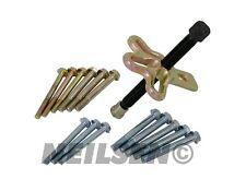 17pc Harmonic Crankshaft Balance Puller Gear Crank Shaft Steering Pulley Wheel