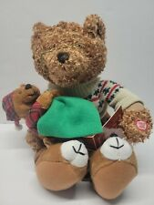 Avon 'Twas The Night Before Christmas Animated Talking Story Bear 2006 Works
