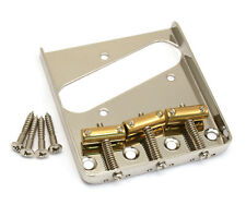 LEFTY Compensated Brass 3-Saddle Bridge for Fender Telecaster/Tele® TB-5125-L01