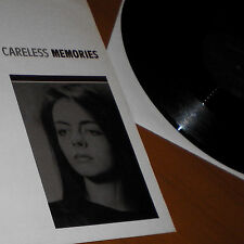 "Duran Duran - Careless Memories 12"" Vinyl Maxi Single black label 1981"