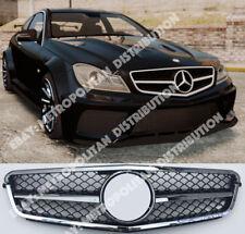 Mercedes C-Class W204 AMG Rejilla de C63, C180 C200 C220D C230 C250D C320 C350 CDI