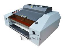 220V 13In A3 Width UV Laminating Photo Protect Coating Laminator Machine