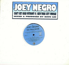 Joey Negro Feat. Taka Boom – Can't Get High Without U / New York City Woman