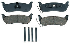 Ceramic Disc Brake Pad fits 2004-2008 Chrysler Pacifica  ACDELCO PROFESSIONAL BR
