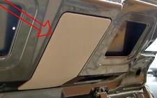 VW Golf 1 Cabrio Cabriolet Verkleidung Pappe Heckklappe Kofferraum trunk GTI new