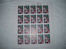 "SCOTT # 2834 ""29 CENT SOCCER PLAYER"" MINT PANE (20) - 29 CENT STAMPS FREE SHIP"