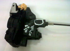 SAAB 9-3 93 Near Side Rear Lock Mechanism 03 -10 12759696 4D 5D Left Hand