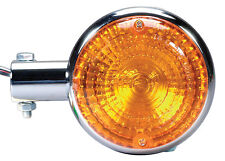 NEW K&S TECHNOLOGIES 25-4106 AMBER TURN SIGNAL REAR YAMAHA REPLACES 1AA-83330-K0
