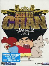 Shin Chan - Season 2 Pt. 2 (DVD, 2009, 2-Disc Set)
