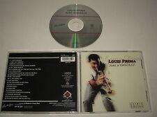 LOUIS PRIMA/JUST A GIGOLO(NOSTALGIE/NSTC 051)CD ALBUM